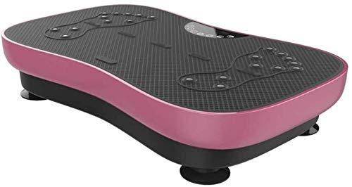 Plataforma Vibratoria Ultra Slim Plataforma de vibración Máquinas de ejercicios, Lazy Peso Pérdida Máquina, Dispositivo de pérdida de peso for uso en el hogar, aparatos de gimnasia, diseño único, Home