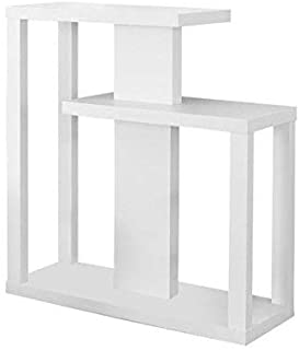 "Monarch Specialties Hall Console Accent Table, 32"", White"