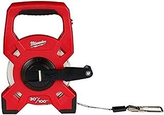 Tools4trade 48225330 Milwaukee Ruban adhésif en Fibre de Verre 30 m x 13 mm