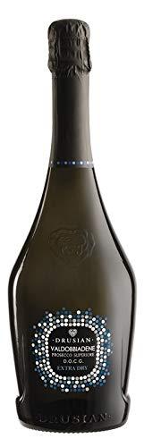 6 bottiglie Prosecco superiore DOCG Valdobbiadene extra dry Drusian