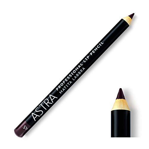Crayon à lèvres professionnel 45 - Purple Spell Astra Make-Up
