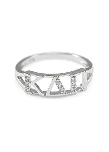 kappa delta ring - 9
