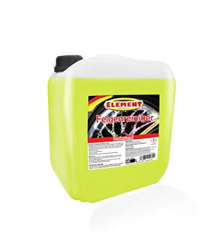Element - Limpiador de Llantas (5 L, indicador de Efecto, Aluminio, sin ácidos, Limpieza de Llantas)
