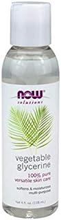 ناو فوودس  الجلسرين النباتي للبشره ، 118غرام