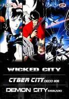 Demon city / wicked city / cyber city