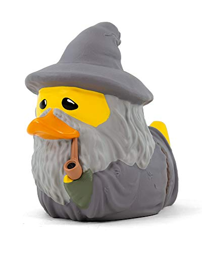 TUBBZ Lord of the Rings Gandalf The Grey Collectible Rubber Duck Figurine – Official Lord of the Rings Merchandise – Unique Limited Edition Collectors Vinyl Gift