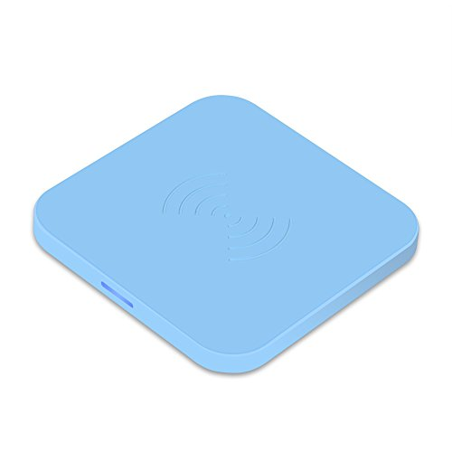 CHOETECH Wireless Charger, 10W Max Qi-Certified Fast...