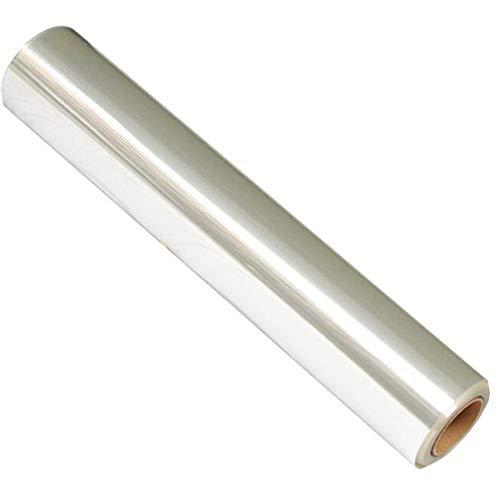 Hoho Film de protection transparent, brillant et autocollant pour maison, meubles, cuisine, décoration -, PU, Glossy, 152cmx300cm