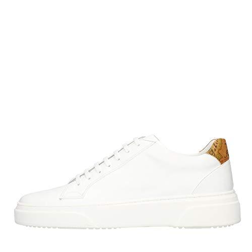 scarpe uomo alviero martini Alviero Martini Prima Classe ZP412463A Sneakers Basse Uomo Bianco 40