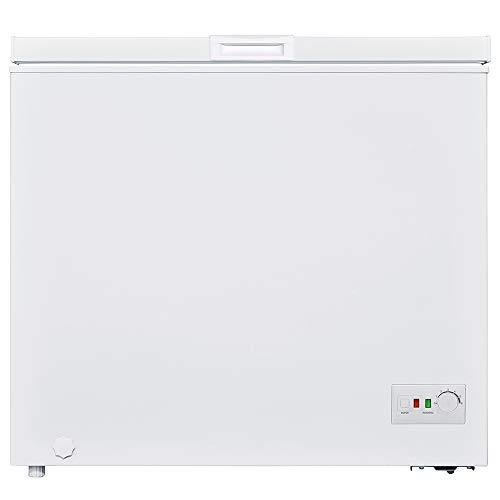 PKM Gefriertruhe Tiefkühlschrank Gefrierschrank Froster GT 200.2 A++ 200 Liter