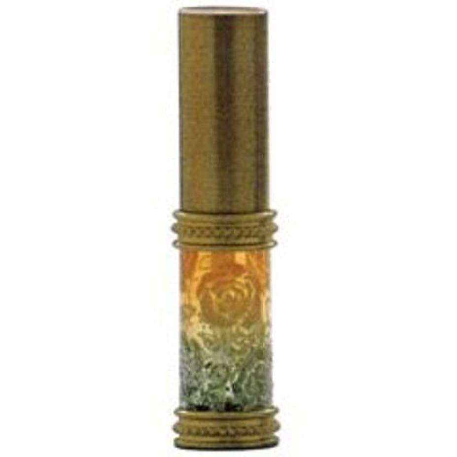 野ウサギセミナースポンジヒロセアトマイザー ラメ 薔薇 ガラスアトマイザー 16121 GD (メタルラメバラ ゴールド)