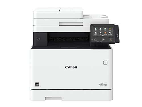 Canon Color imageCLASS MF733Cdw - All in One, Wireless, Duplex Laser Printer (Comes with 3 Year...