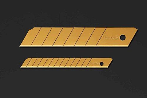 『3M スコッチ カッター チタンコート PRO オートロック式 Lサイズ 刃長さ100mm TI-DLA』のトップ画像