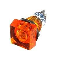 サトーパーツ ネオンブラケット 橙 AC100-125V BN-24-1-OR