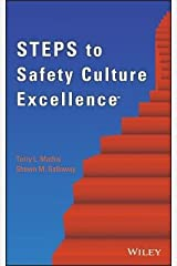 Terry L. Mathis: Steps to Safety Culture Excellence (Hardcover); 2013 Edition Hardcover
