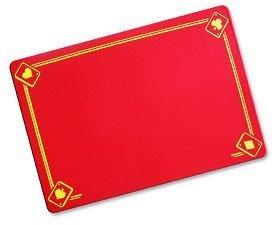 VDF Close-up Pad Tapis Classique imprimé Rouge (40 x 27,5 cm)