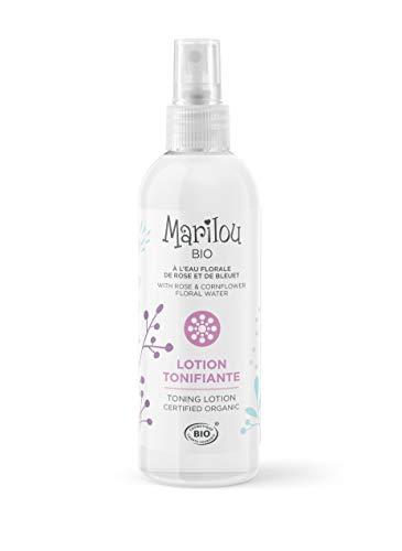 MARILOU BIO Lotion Tonifiante - Flacon de 125 ml - Gamme Classic