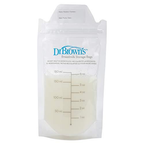Dr. Brown's 100 Piece Breastmilk Storage Bags