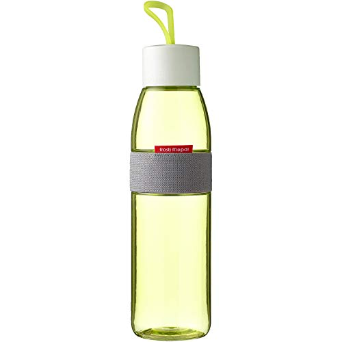 Rosti Mepal Trinkflasche Ellipse 500 ml, PCTG/ABS, Grün, 20 x 20 x 30 cm