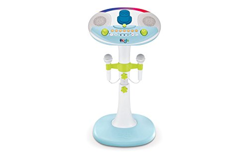 Singing Machine Kid's Pedestal Kids Karaoke System with Stand (SMK1010)