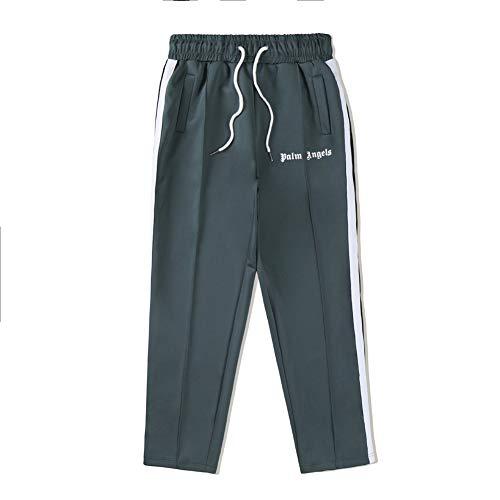 Sommer Sportshorts Hose Herren Damen, Klassisch Alphabet Druck Hose, Klassische Freizeit-Fitness-Shorts, Lockere Laufshorts,13,XL