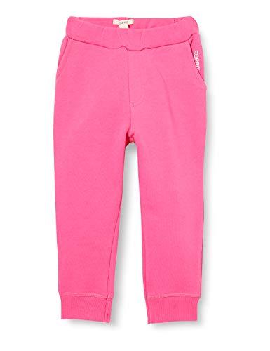 ESPIRT Baby-Mädchen Jogginghose Hose, pink|pink, 116/122
