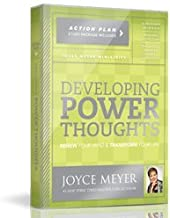 Developing Power Thoughts Action Plan (2 DVDs; 4 Audio CDs; Personal Study Guide; Wallet Size Reminder Cards) by Joyce Meyer
