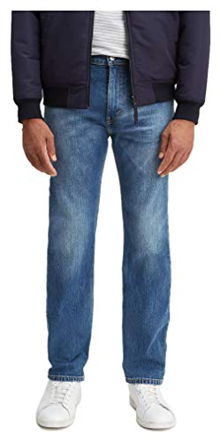 Levi's Herren 505 Regular Fit Jeans, Goldenrod-Stretch, 38W x 34L