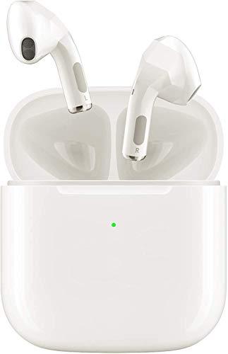 Bluetooth-Kopfhörer 5.0, kabellose Touch-Kopfhörer HiFi-Kopfhörer In-Ear-Kopfhörer Rauschunterdrückungskopfhörer,Tragbare Sport-Bluetooth-Funkkopfhörer,Für iPhone Android/IOS/Samsung