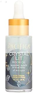 Pacifica Crystal Lit Moon Oil 1oz, pack of 1