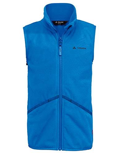 Vaude Kinder Weste Kids Pulex Vest, radiate Blue, 134/140, 41859