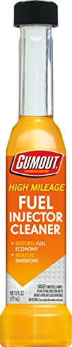 Gumout 510013 High Mileage Fuel Injector Cleaner