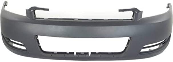 Front Bumper Cover Compatible with 2006-2013 Chevrolet Impala/Impala Limited 2014-2016 Primed