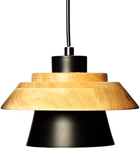 Lámpara de techo colgante y metal colgante, creativa, personalidad, industrial, vintage, retro, rústico, para restaurante, cafetería, bar, decoración del hogar