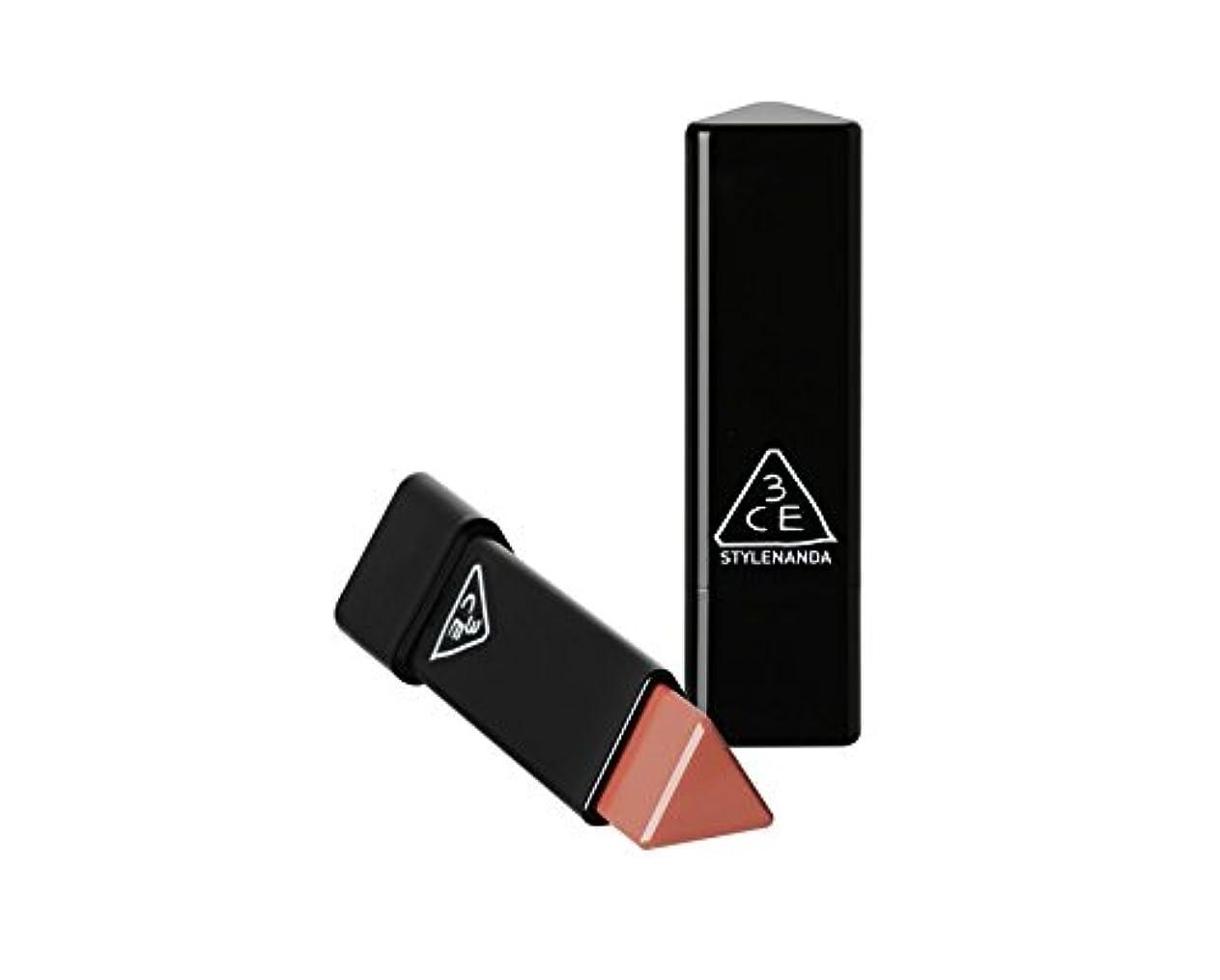 慢性的反対にモス3CE スロージャム三角形口紅 3 Concept Eyes Style Nanda Glow Jam Stick Triangle Lipstick (正品?海外直送品) (Very Berry)