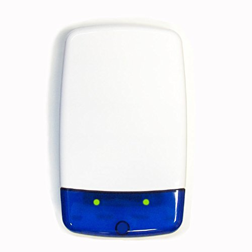 Dummy/Decoy Intruder Alarm Bell Box. Dummy bellbox with Twin Flashing LED's