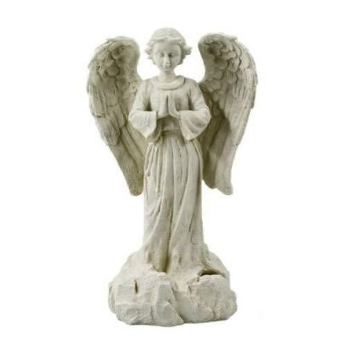 Heritage PE305A - Figura decorativa de ángel para acuario, 28 cm