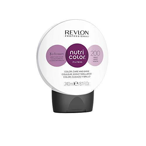 Revlon Professional Nutri Color Filters #200 Violet 240 ml
