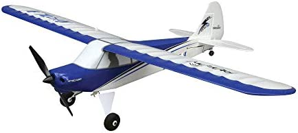 HobbyZone Sport Cub S 2 RC Airplane BNF Basic with Safe Transmitter Battery and Charger Not product image