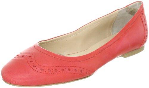 Evita 5919RO2110, Damen Ballerinas, Rot (rot), EU 38