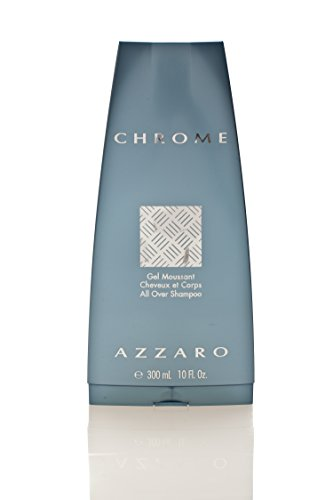 Azzaro Parfums Chrome Dusche Gel, 300 ml
