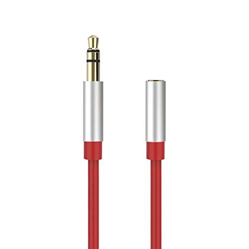 2m color rojo y blanco Valueline VLAP24205B20 Extension de cable de audio RCA 2 conectores Phono Macho a 2 conectores Phono Hembra