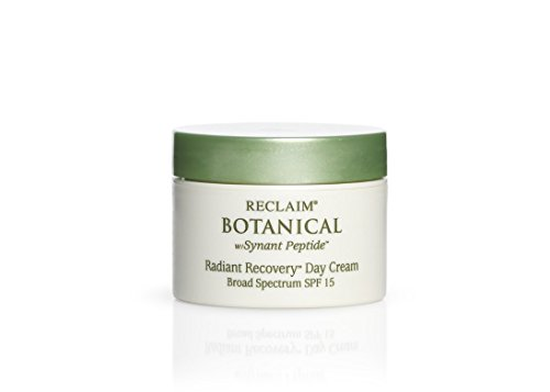 Principal Secret – reclaim BOTANICAL – Radiant Recovery Day Cream – Hydrating Moisturizer – Broad Spectrum SPF 15 – 1 oz