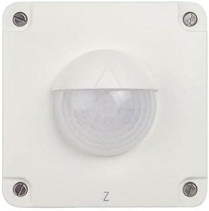 Züblin Detector de presencia para montaje en pared Swiss Garde 300 D Presencia KNX – /