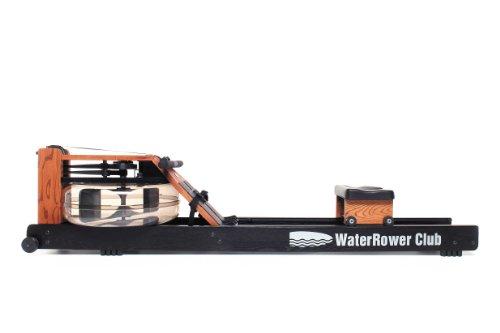 Water Rower Clubsport - Vogatore in legno di frassino con monitor S4