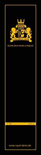 Royal Darts Oche-Dartteppich Earl 300 x 67 cm