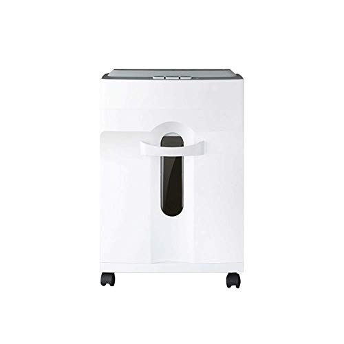 Read About Cajolg Paper Shredder,Ultra Quiet 14L Large Capacity Office Cross Cut Paper Shredders for...
