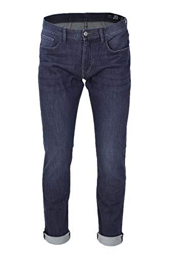ARMANI EXCHANGE Cotton Stretch Blue Indigo, Slim Jeans, Blu (Denim Indaco), W33/L32 (Taglia Produttore: 33) Uomo