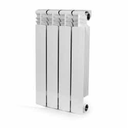 Aluminum Heating Radiator, Convector, 4 Section, Hydronic