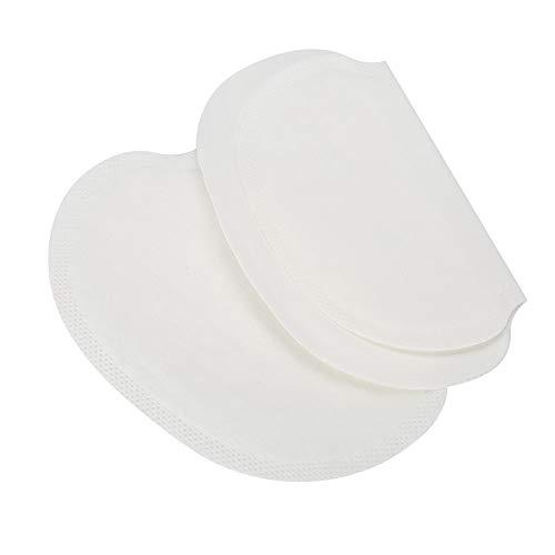 Almohadillas para el sudor en las axilas, almohadilla de forro autoadhesiva antihiperhidrosis portátil, utilizada para la hiperhidrosis, almohadilla para el sudor en las axilas cómoda(20pcs)